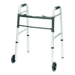 Pro Basics Walker Without Wheels