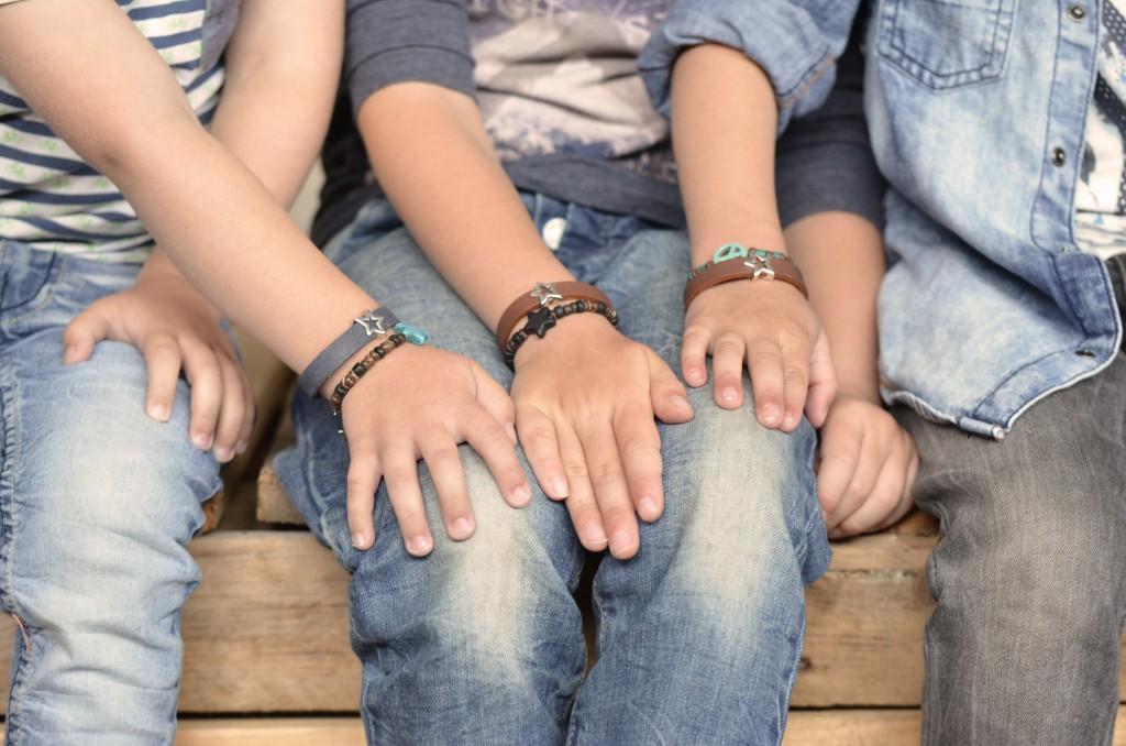 Nosah armband voor een jongen