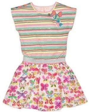 Mim Pi jurk met vlinders