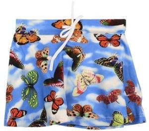 Kiezeltje rokje met vlinders