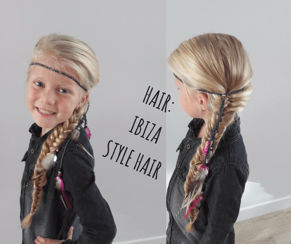 online winkel beste waarde goedkeuring prijzen Ibiza Style hair for little girls | Shopaholiek