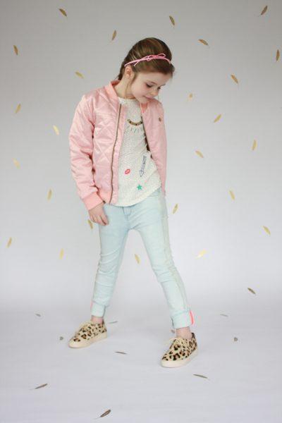 perfecte skinny jeans voor meisjes