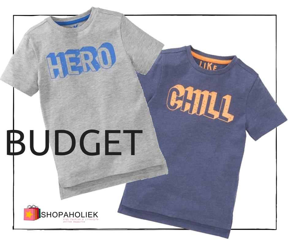 budget shirt