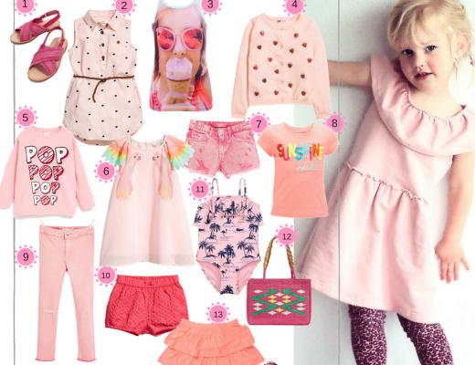 Pick your pink item voor deze zomer