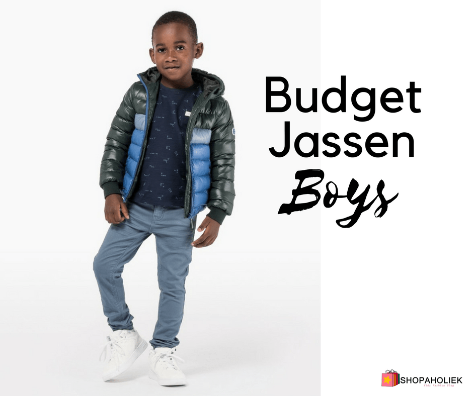 Budget jassen boys