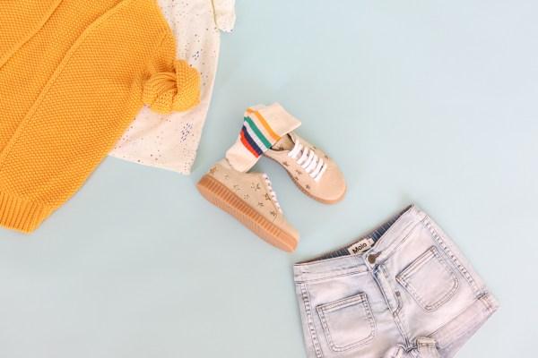 Shorts voor kinderen