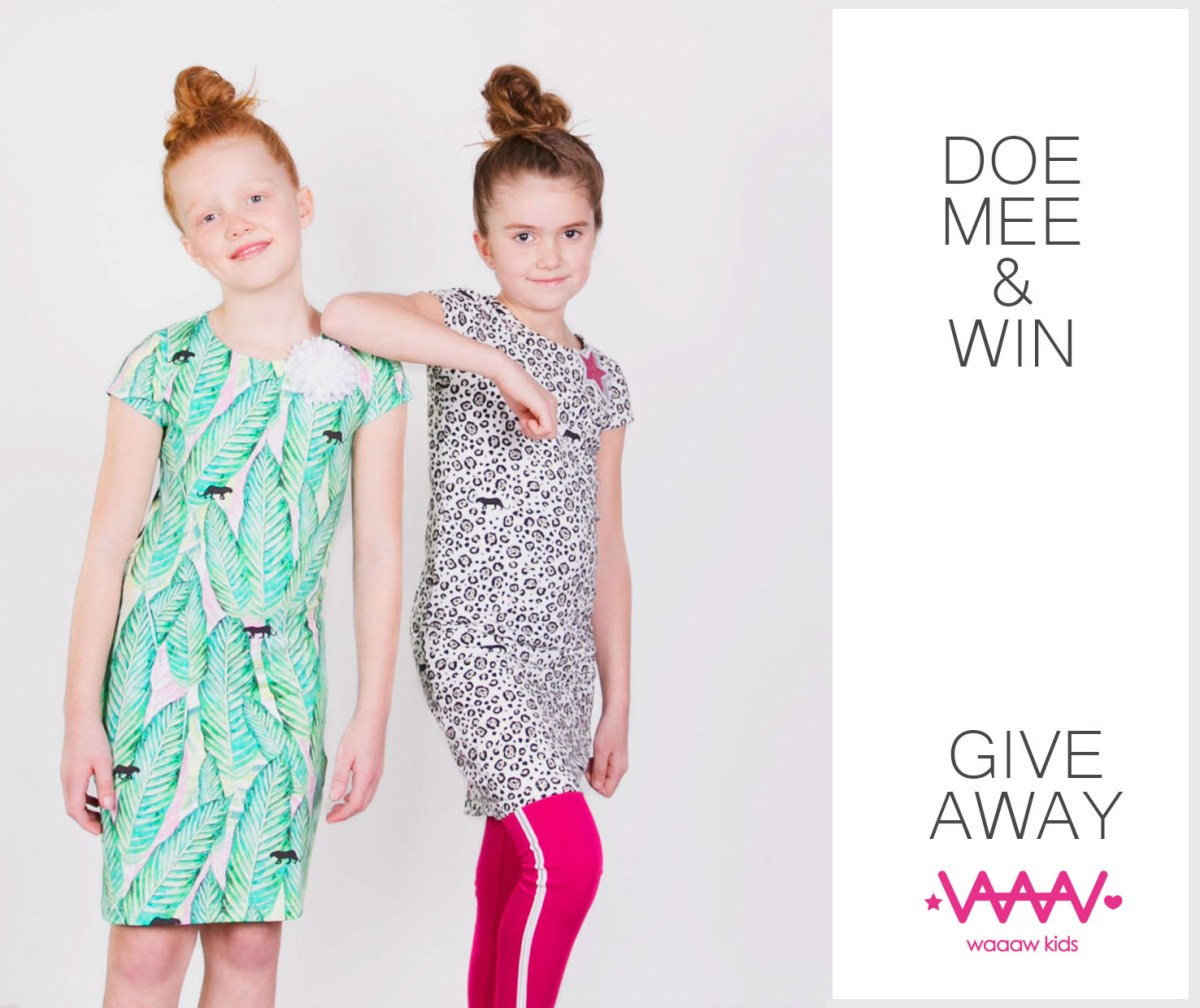 GIVE AWAY WAAAW! DOE MEE EN WIN