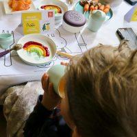 Zonder strijd aan tafel: gezellig eten met Stokke!