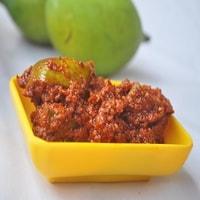 Pickles & Chutney Mango Pickle [tag]