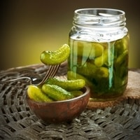 Pickles & Chutney Deli Pickle