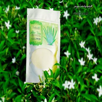 Skin Care Aloe Vera Powder [tag]