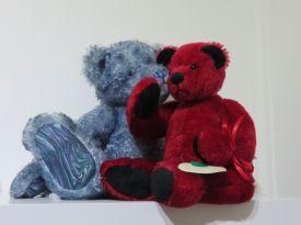 Handmade Teddies by Emma Dobbs
