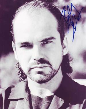 Billy Bob Thornton in-person autographed photo