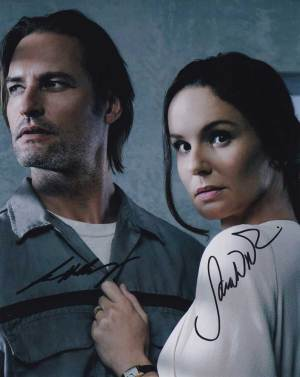 Colony In-person autographed Cast Photo