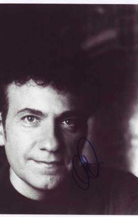 Dennis DeYoung In-Person Autographed photo STYX