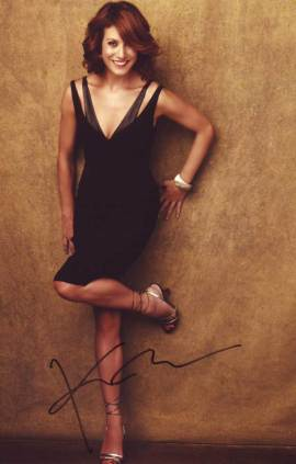 Kate Walsh in-person autographed photo