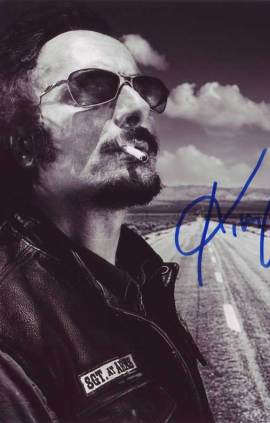 Kim Coates In-person Autographed Photo Sons of Anarchy