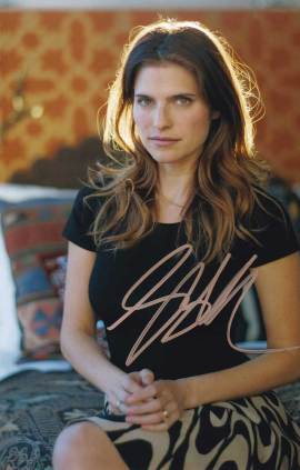 Lake Bell In-person Autographed Photo