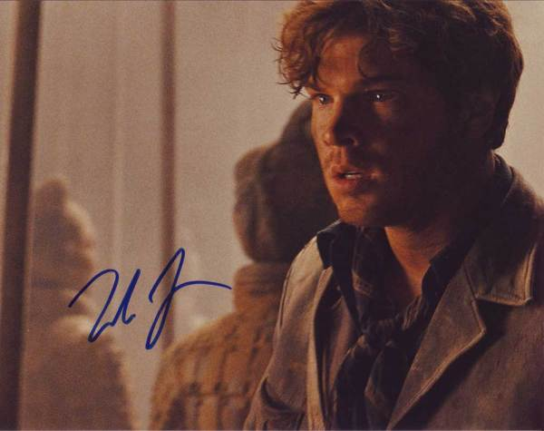 Luke Ford in-person autographed photo