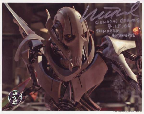 Matthew Wood In-Person Autographed photo