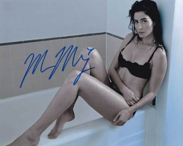 Mercedes Mason in-person autographed photo