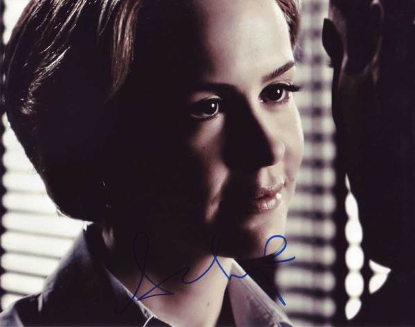 Sarah Paulson in-person autographed photo