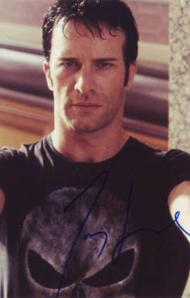 Thomas Jane in-person autographed photo