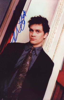 Tom Everett Scott in-person autographed photo