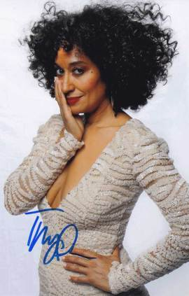 Tracee Ellis Ross In-person Autographed Photo