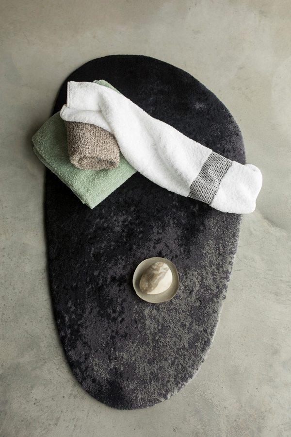 Stone Bath Rug By Abyss Habidecor  Bedside Manor Ltd