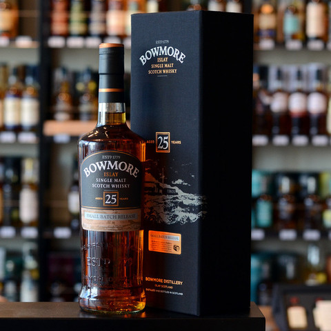 Bowmore-25-years-old