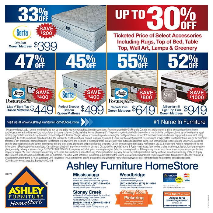 ashley furniture living room packages interior design ideas apartment warehouse boxing week event › day ...
