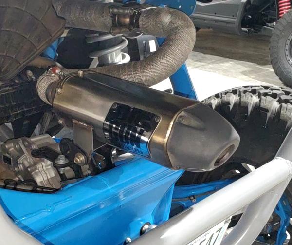 can am maverick x3 17 20 big gun exhaust can am parts