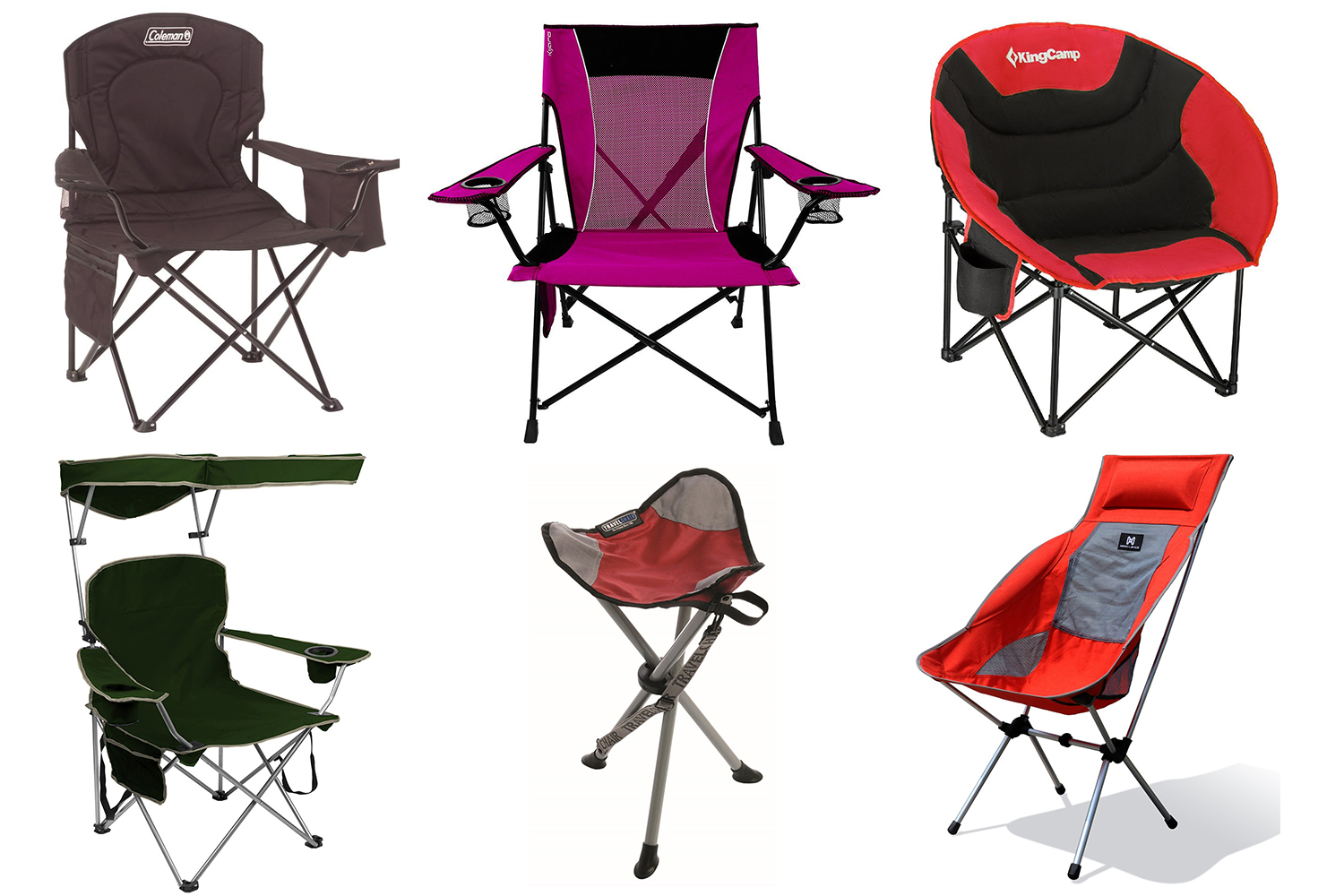 Best Camp Chair 10 Best Folding Camping Chairs Shopcalypse
