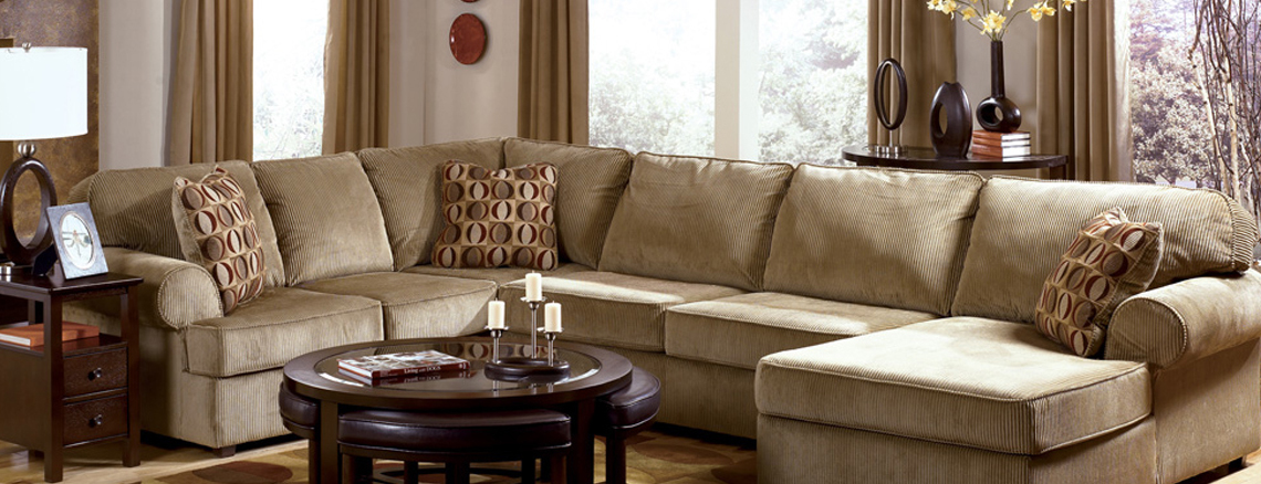 Ashley Furniture Living Gallery Room