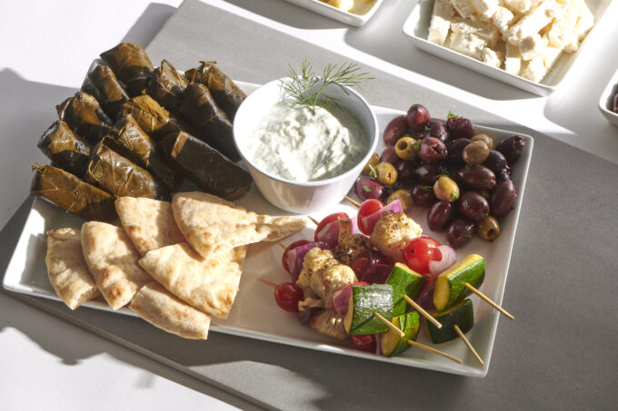 Mediterranean Grazing Board