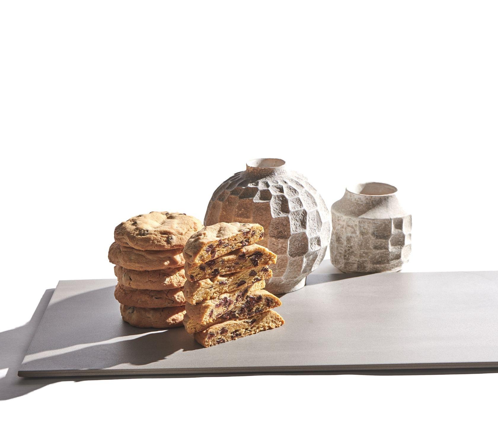 LEVAIN inspired cookies