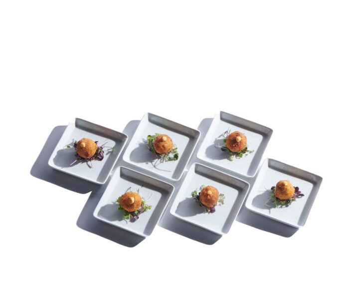 Gourmet Mac & Cheese Poppers