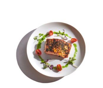 Zinfandel Salmon