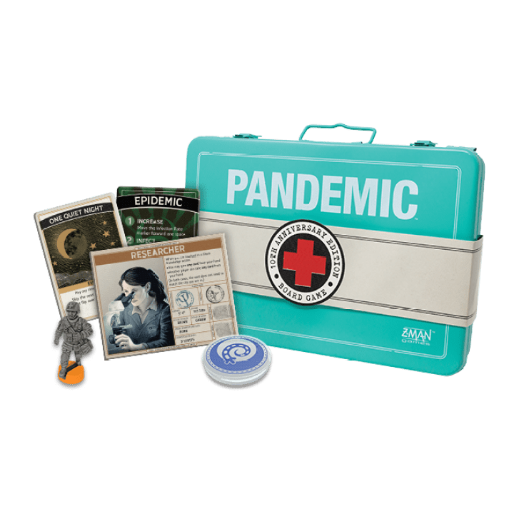 Image result for pandemic 10th anniversary