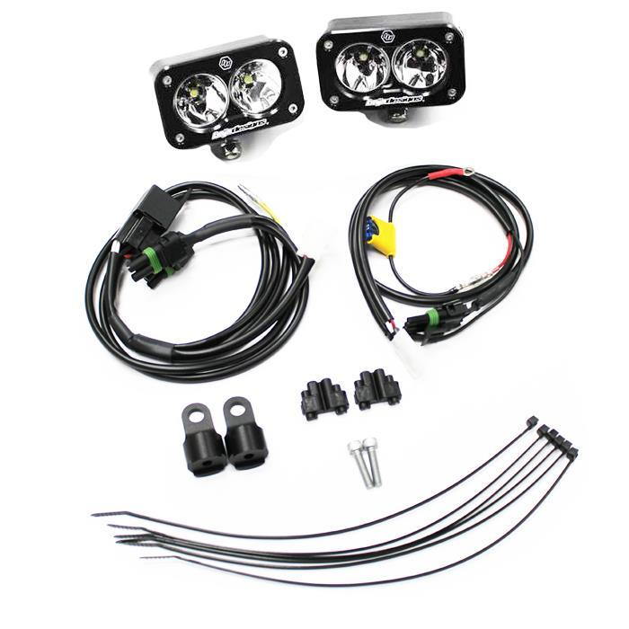S2 Pro, Triumph Tiger 800XC LED Adventure Bike Kit