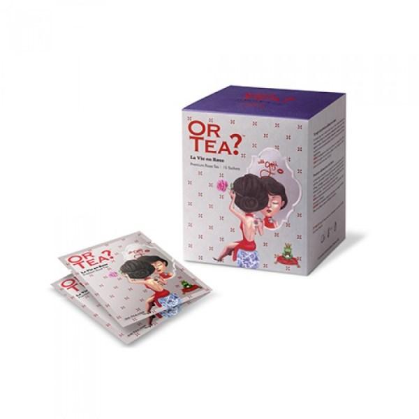 Or Tea Tepåsar La vie en rose