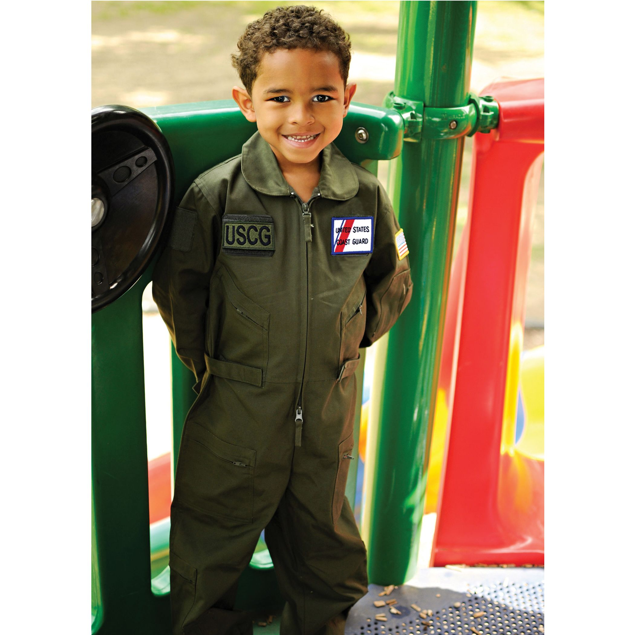 Childrens Coast Guard Flight Suit