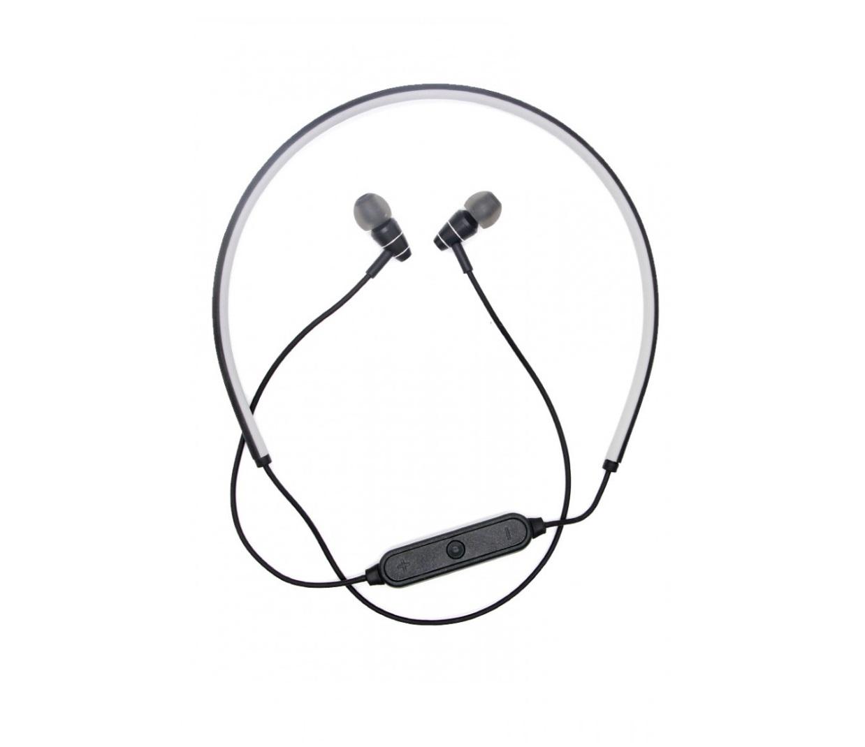 Wireless Headset, Bluetooth, STN-780 Black & Gray