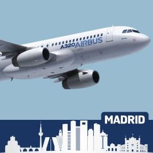 A320 Type Madrid