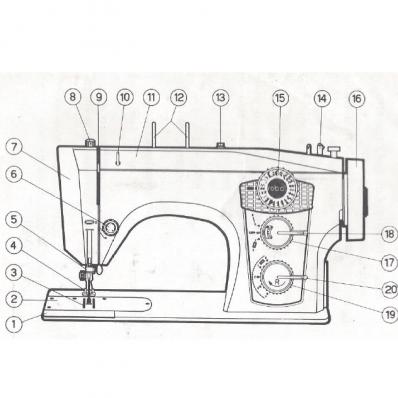 Manual de instruções Vigorelli Robot