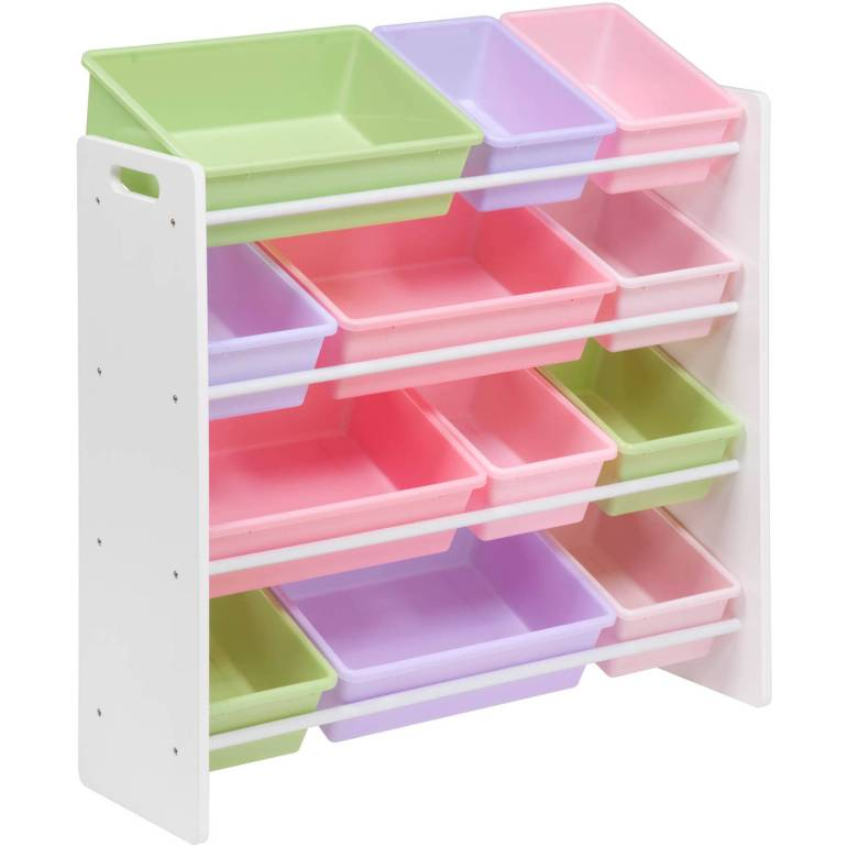Honey Can Do Kids Toy Organizer and Storage Bins - $56.60 at Walmart
