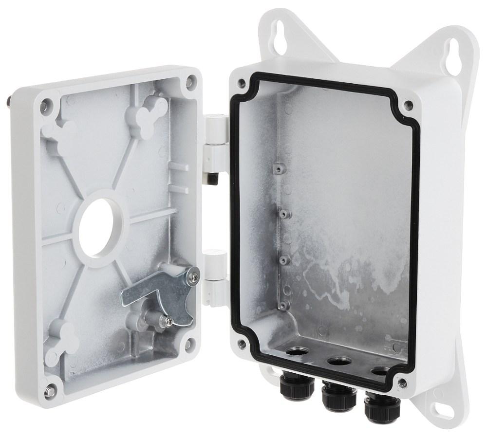 medium resolution of camera bracket ds 1602zj box pole hikvision