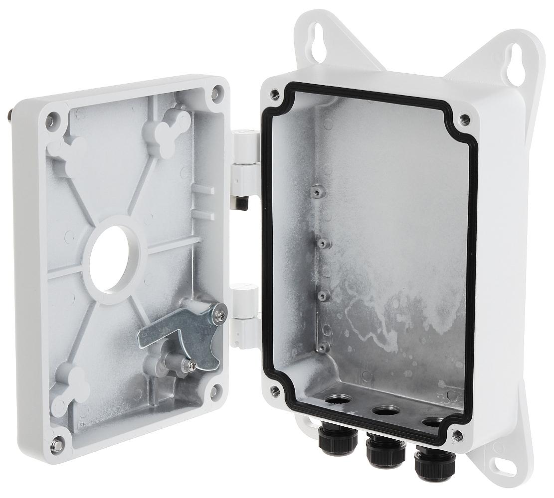 hight resolution of camera bracket ds 1602zj box pole hikvision