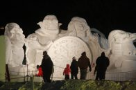 snow-sculpture-night-with-people